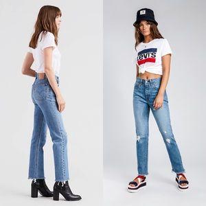 Levi • NWT 501 Original Fit Jeans